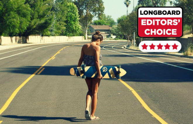 Quest - Best Longboard For Beginners Girl