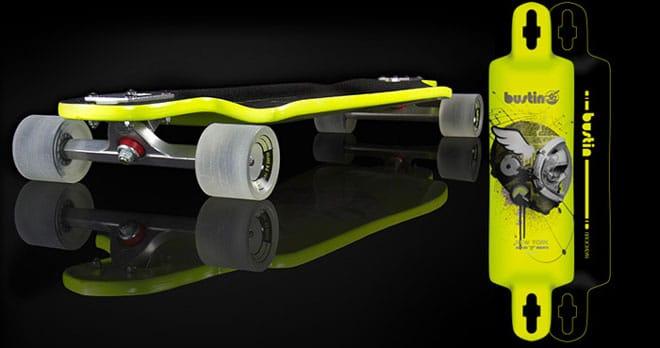 Ibach37 longboard Profile