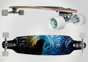 Sector 9 Aperture Sidewinder Drop Through Downhill