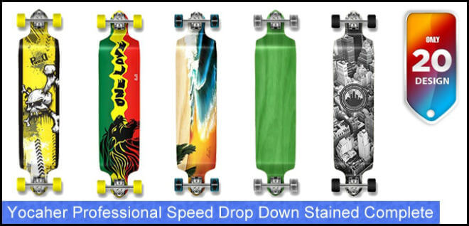 Yocaher longboards
