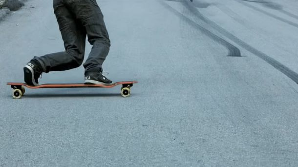 Customized longboards for professional players