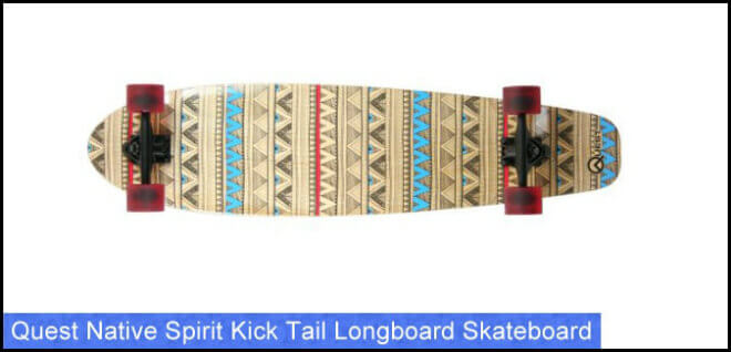 cheap longboard under 100
