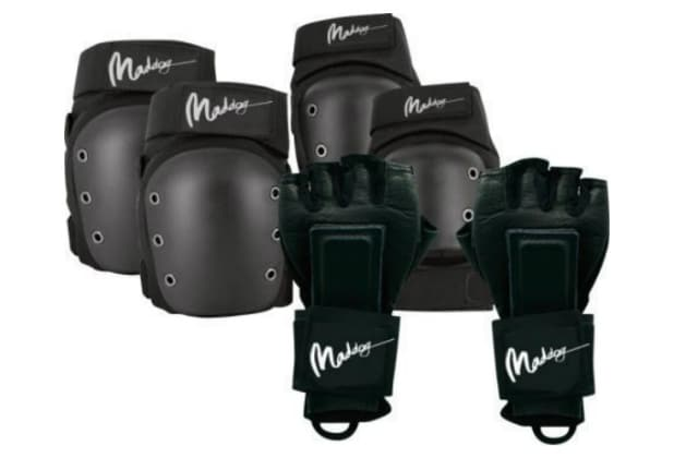 Knee Pads and Shin Guards