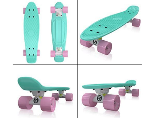 Shape of the Board Cruiser