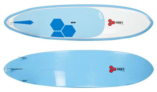 Surftech Channel Islands Caddi Paddle Surfboards