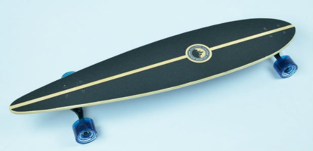 Yocaher New Complete Longboard KICKTAIL