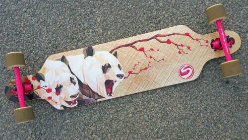 Twin Longboards