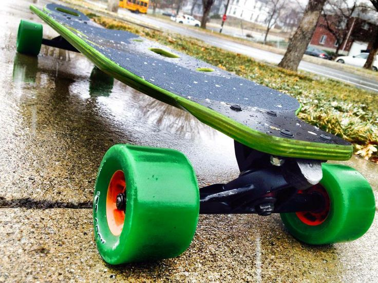 wheels longboard best for slide