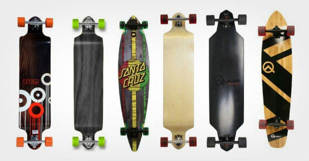 Know About the Board Shapes