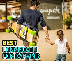 Longboard for Carving