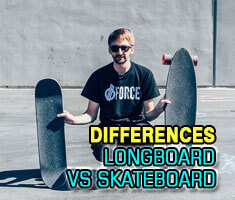 Longboard Vs Skateboard: Defining Differences