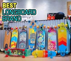 List Of Top 10 Best Longboards Brand 2019