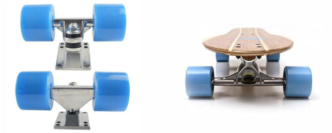 Wave Deck Wheels