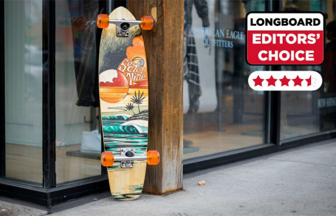 list of top 10 best longboards brand - 2018 ratings