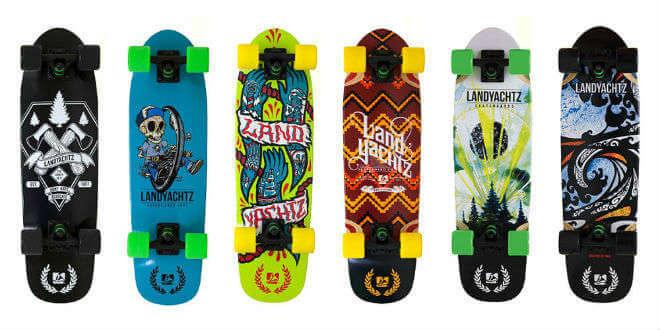 Landyachtz Longboards Design Color