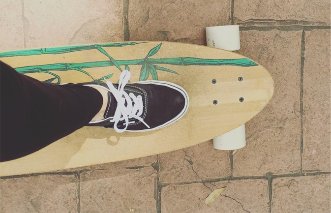 known longboard