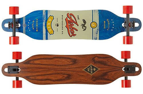 arbor longboards review