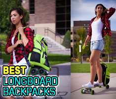 Best Longboard Backpacks