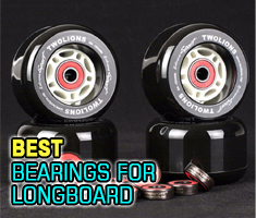 Best Bearings for Longboards 1