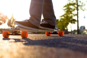 How can Longboarding keep you fit?
