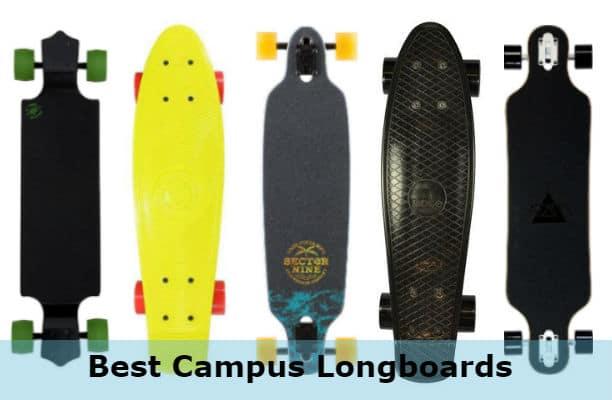 longboarding campus