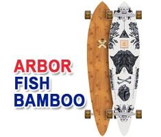 Arbor Fish Bamboo