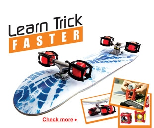 Learn Trick Faster