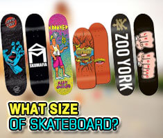 What Size of Skateboard Should I Get? - All thing about Skateboard Sizes