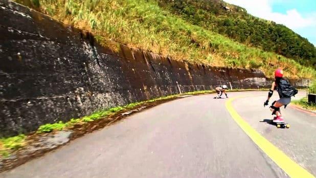 Mt Wufen Keelung Taiwan