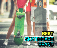 Best Skateboard Brands FT