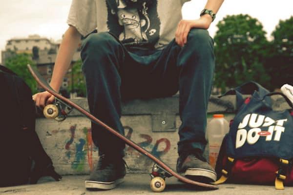 Rimble Skateboard Brand