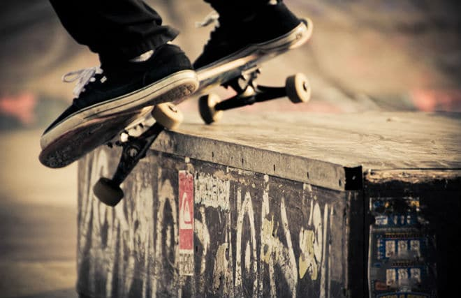 Rimble Skateboard