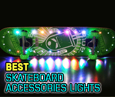 Best Skateboard Accessories Lights
