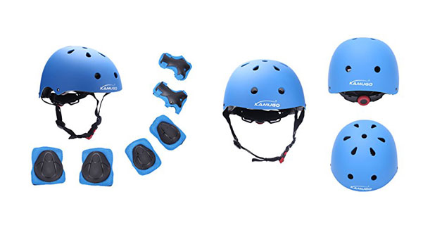 Kamugo Kids Youth Adjustable Sports Protective Gear