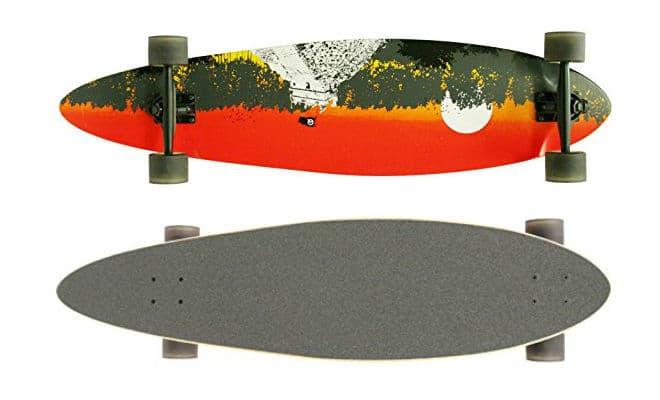 Quest 2012 Classic Skateboard