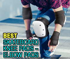 Best Skateboard Knee Pads Elbow Pads