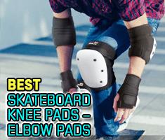Best Skateboard Knee Pads Elbow Pads