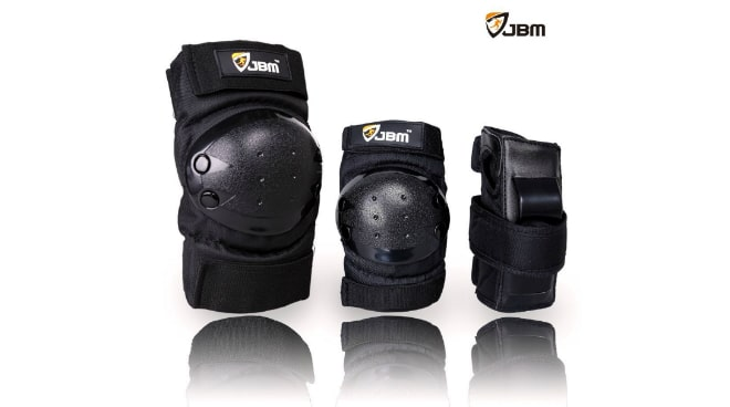 JBM Adult Child Knee Pads Elbow Pads