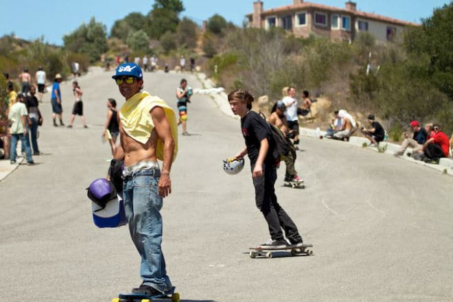 Age of Downhill and Street Surfing