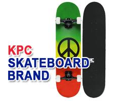KPC Skateboard Brand