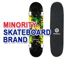 Minority Skateboard Brand