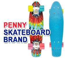 Penny Skateboard Brand