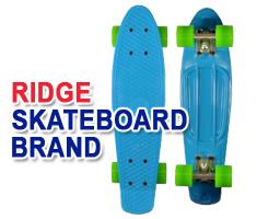Ridge Skateboard Brand