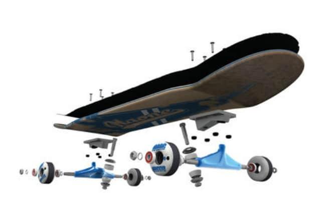 take care longboard