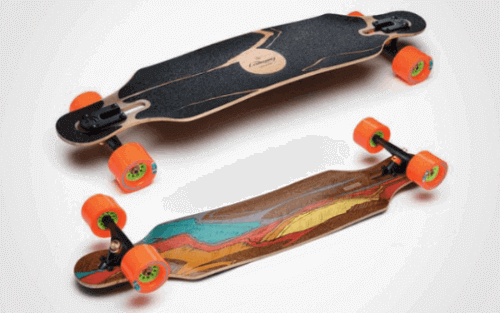 Cut Out Longboards