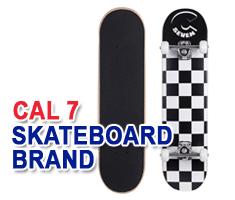 Cal 7 Skateboard Brand