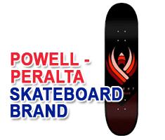 Powell Peralta Skateboard Brand