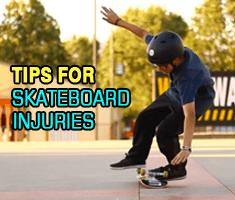 Skateboard Injuries
