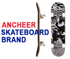 Ancheer Skateboard Brand