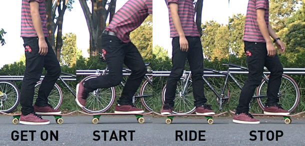 Begin with basic tricks